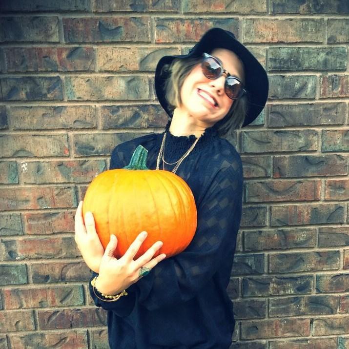 Callie Jo Halloween Happy