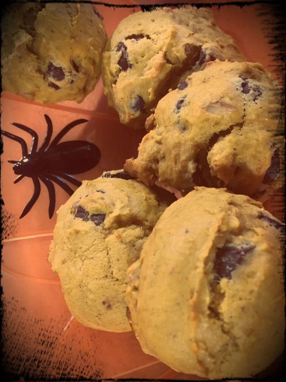 pumpkinchocochipcookies