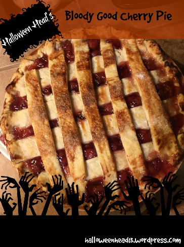 Bloody Good Cherry Pie Recipe