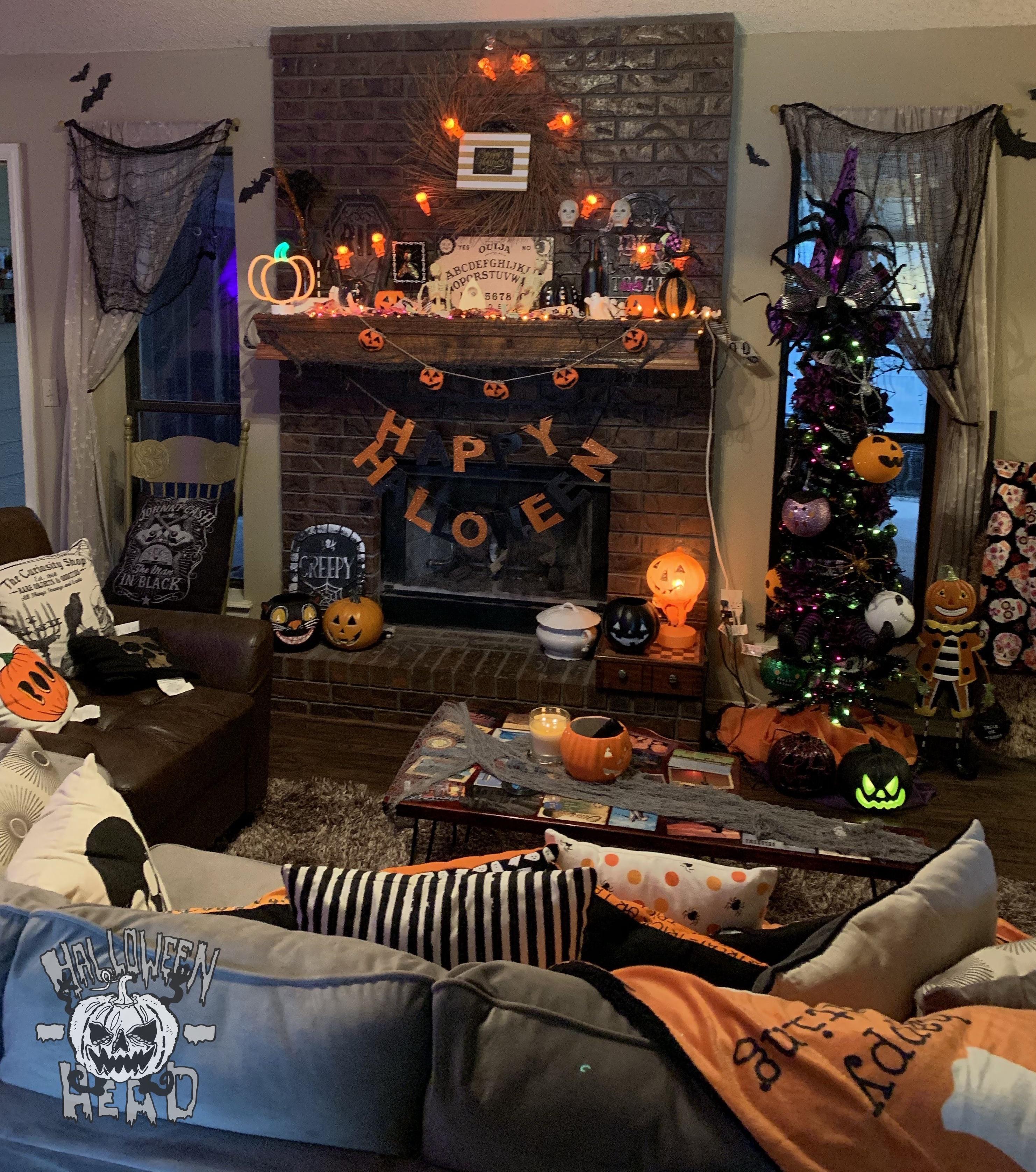 Halloween Decorating Ideas Halloween Head